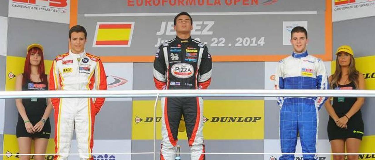Álex Palou se mete en la lucha por el título tras finalizar segundo en Jerez