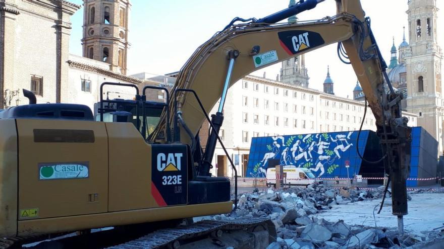 Casalé, primera empresa en Aragón autorizada para la gestión de Residuos de Construcción y Demolición.