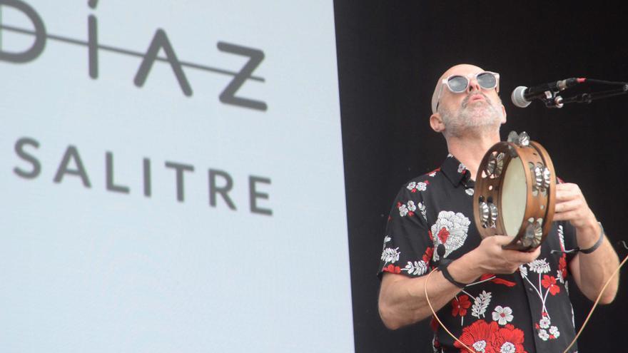 """Xabier Díaz: """"A xente que baila é moito máis feliz"""""""
