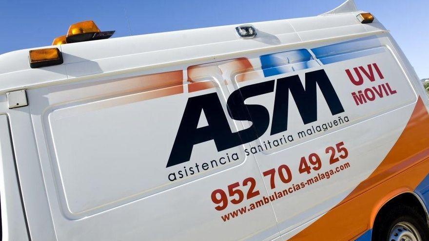 Las ambulancias se manifiestan el miércoles para exigir mejoras de sus condiciones laborales