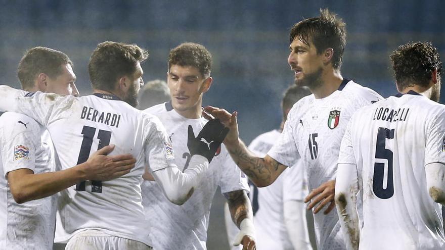 Francia, Italia y Bélgica serán los rivales de la selección en la Liga de Naciones