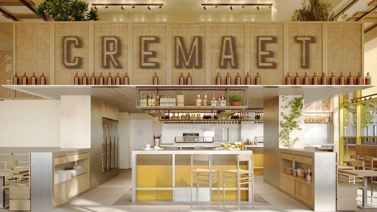 El bar Cremaet abre sus puertas