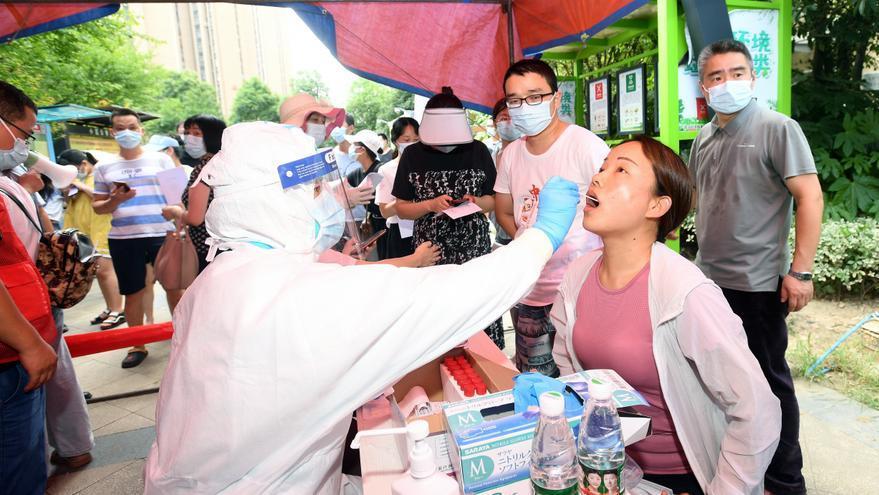 El coronavirus vuelve a estar presente a la ciudad china de Wuhan