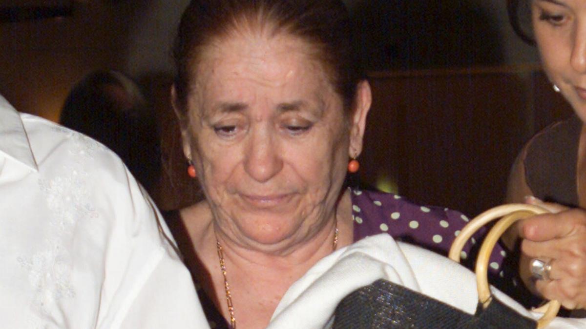 Doña Ana ha fallecido este miércoles en Cantora