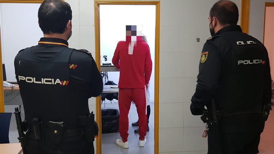 Detenidas en Murcia seis personas este fin de semana por tres robos en domicilios