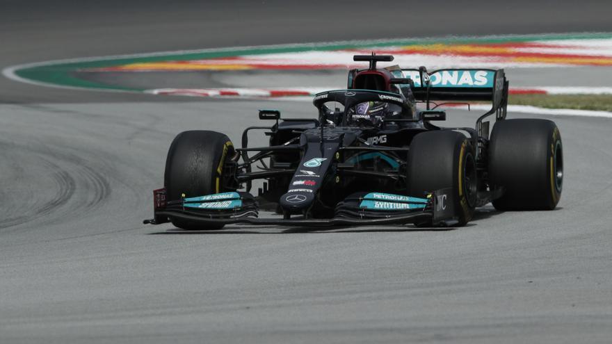 Hamilton reina en Montmeló y amplía su ventaja con Verstappen