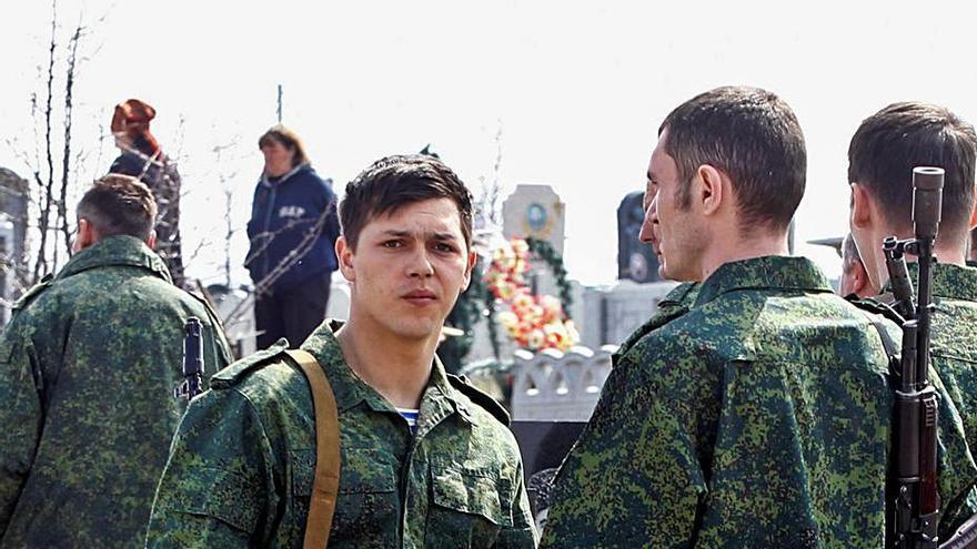 Ucrania, polvorín de Europa