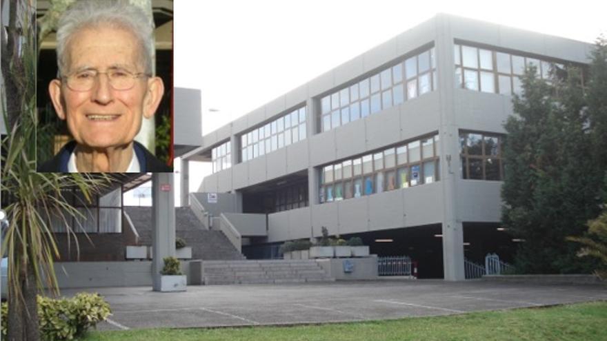 El colegio San Ignacio de Oviedo llora el fallecimiento de su exprofesor Jesús Estanislao Sainz