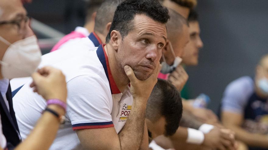 """Giustozzi: """"Sufriremos para sacar los próximos partidos adelante"""""""