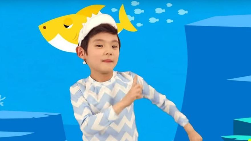 'Baby Shark' supera a 'Despacito' como vídeo más visto de la historia de YouTube