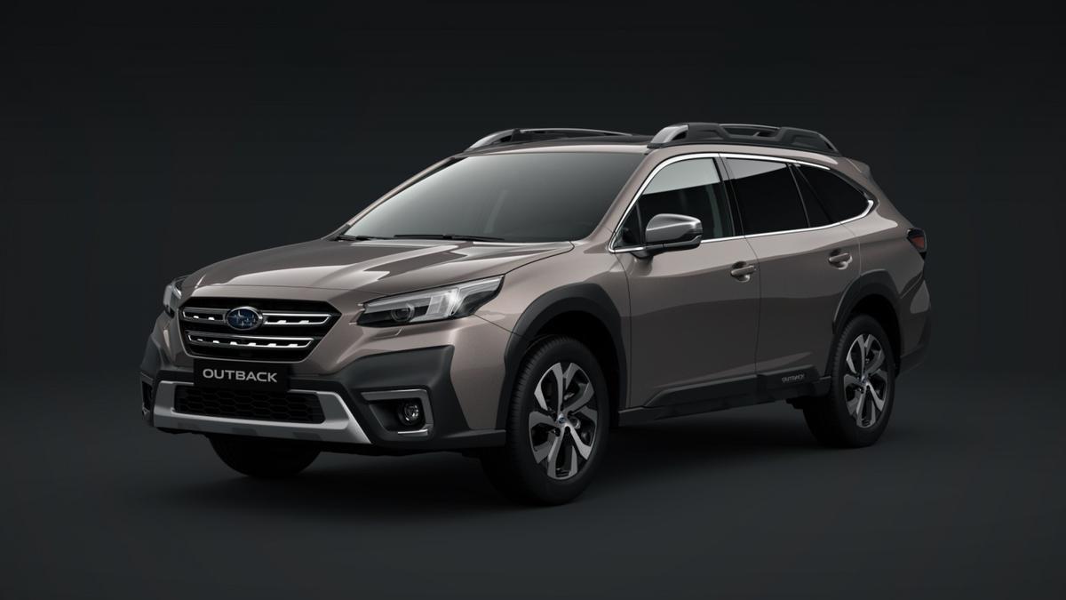 Subaru afina el Outback, su buque insignia, para su sexta generación