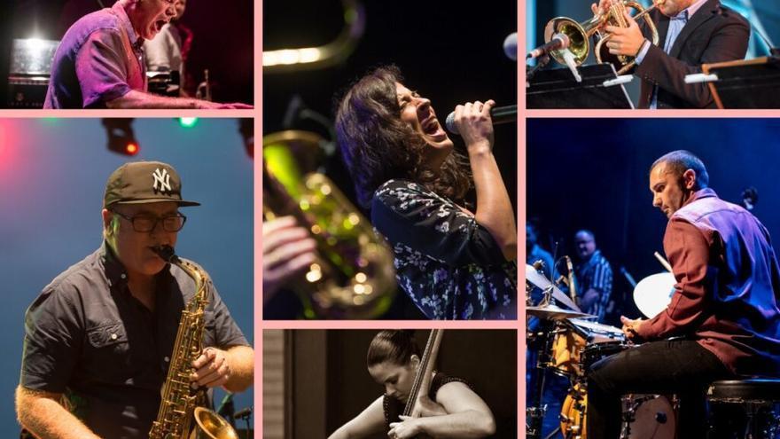 La Local Jazz Band, Antonio Lizana Quintet, Steffen Morrison