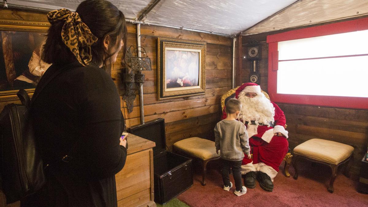 Cita previa para visitar a Papá Noel en Alicante: Cómo solicitarla y horarios