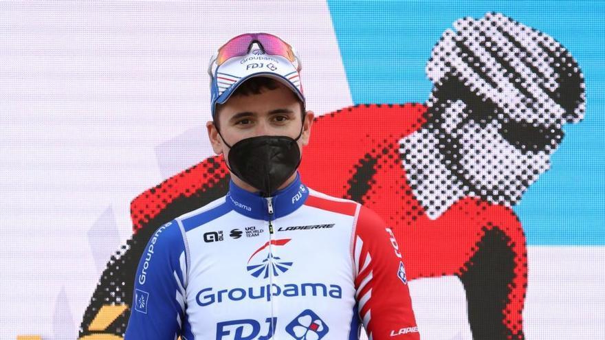 Ganador de la etapa 11 de la Vuelta: David Gaudu