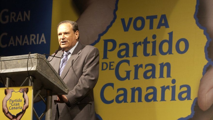Muere Onelio Ramos Medina, fundador del partido de Gran Canaria -  El empresario fue también cofundador de C7
