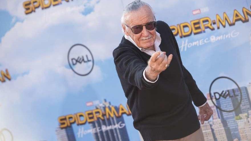 Adiós al creador de Marvel