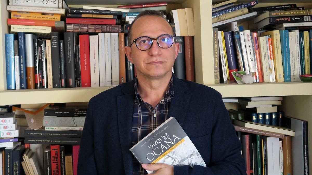La Diputación recupera la figura de Fernando Vázquez Ocaña