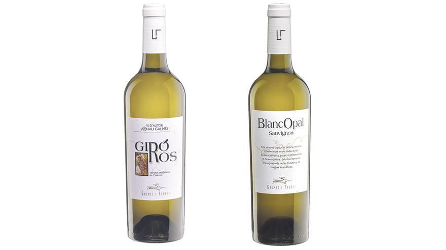 Nuevos vinos blancos de la bodega  'Galmés i Ferrer'