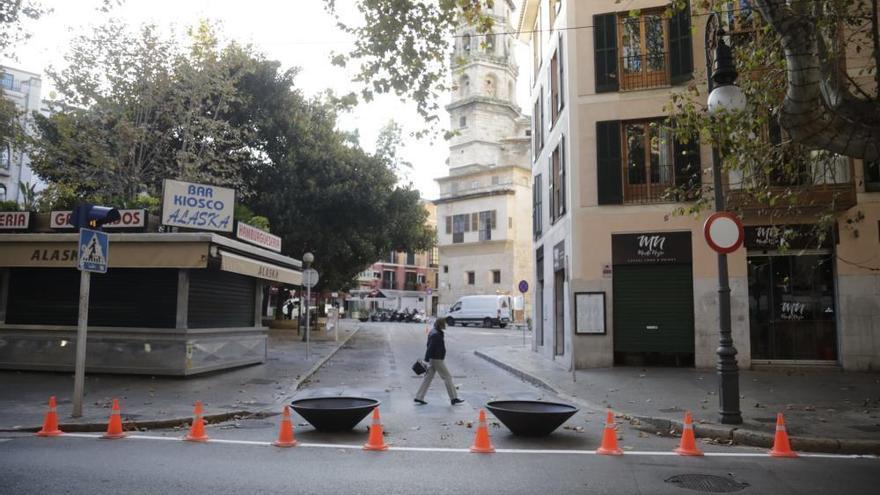 Verkehrsberuhigung in Palma: Wo Sie mit dem Auto nicht mehr durch dürfen