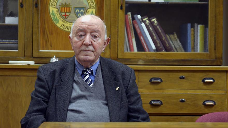 Ton Perarnau, 67 anys de Salle
