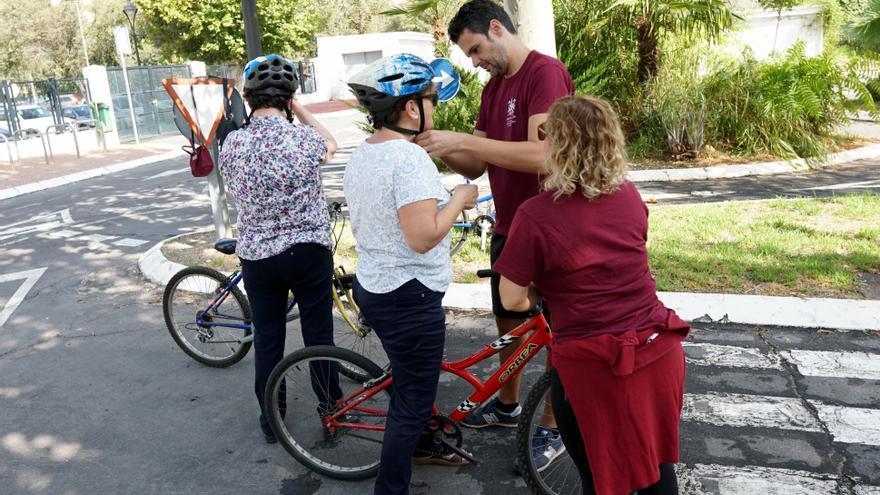 El programa 'Las bicis son para el verano' tendrá lugar entre el 5 y el 30 de julio