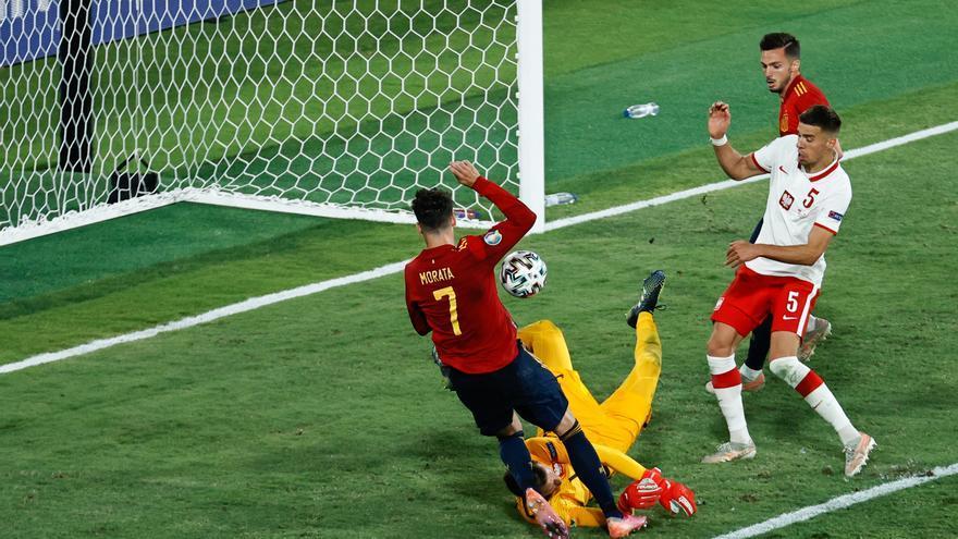 El partido de España, 'Mask Singer 2' y 'Supervivientes', platos fuertes de esta noche