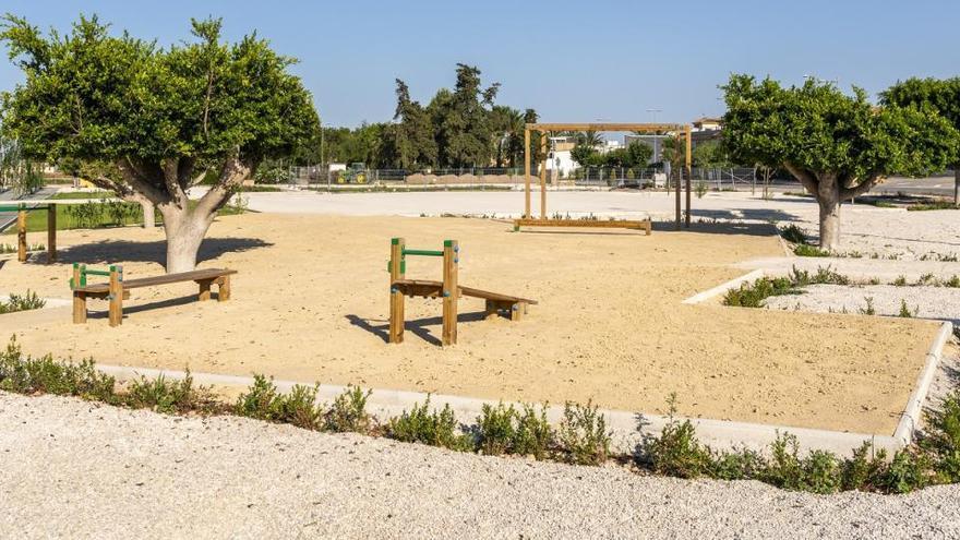 Daya Nueva estrena el parque de la Puebla diseñado para prevenir inundaciones