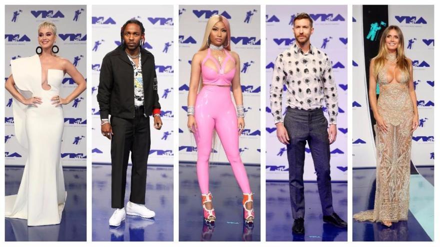 Kendrick Lamar, estrella dels MTV Music Awards amb sis guardons
