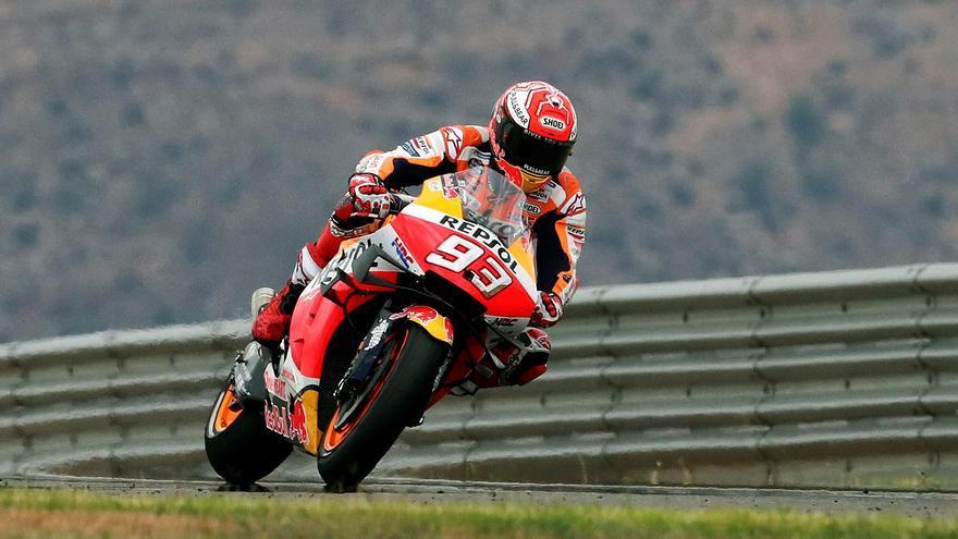 Horario de MotoGP: Gran Premio de Aragón en el Circuito de Alcañiz