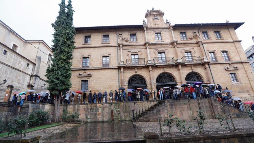 Cultura planea la creación de un gran albergue de peregrinos en el monasterio de Las Pelayas de Oviedo