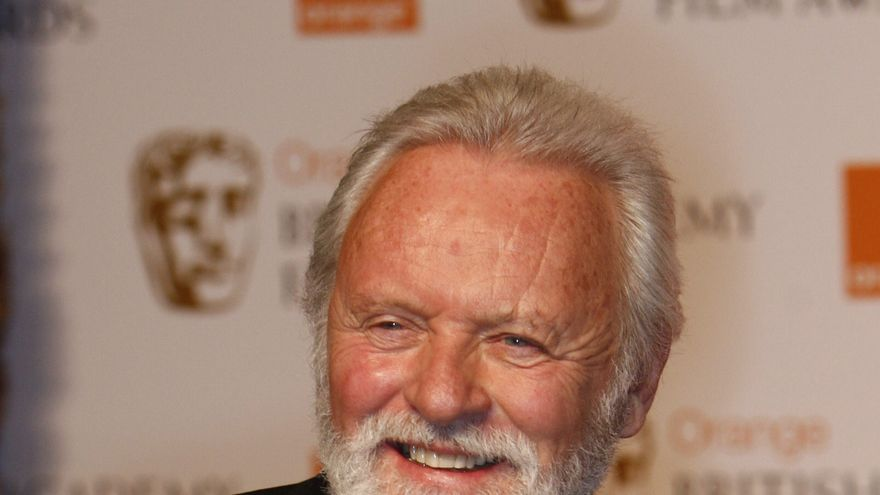 Anthony Hopkins se alza con el Bafta a mejor actor por 'The Father'