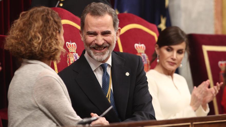 Los partidos catalanes, el BNG y Bildu no irán al acto con el Rey en el Congreso por el 23-F