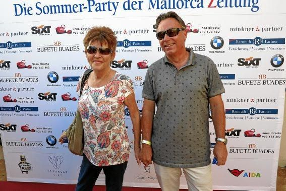 Marlene Behfeld und Jürgen Klein