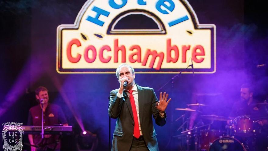La Montecarlo i Hotel Cochambre amenitzen la festa major de Colera