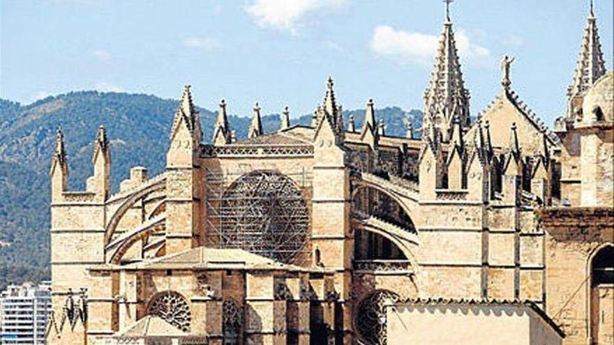 Kathedrale von Palma de Mallorca ist 50 Jahre älter als gedacht