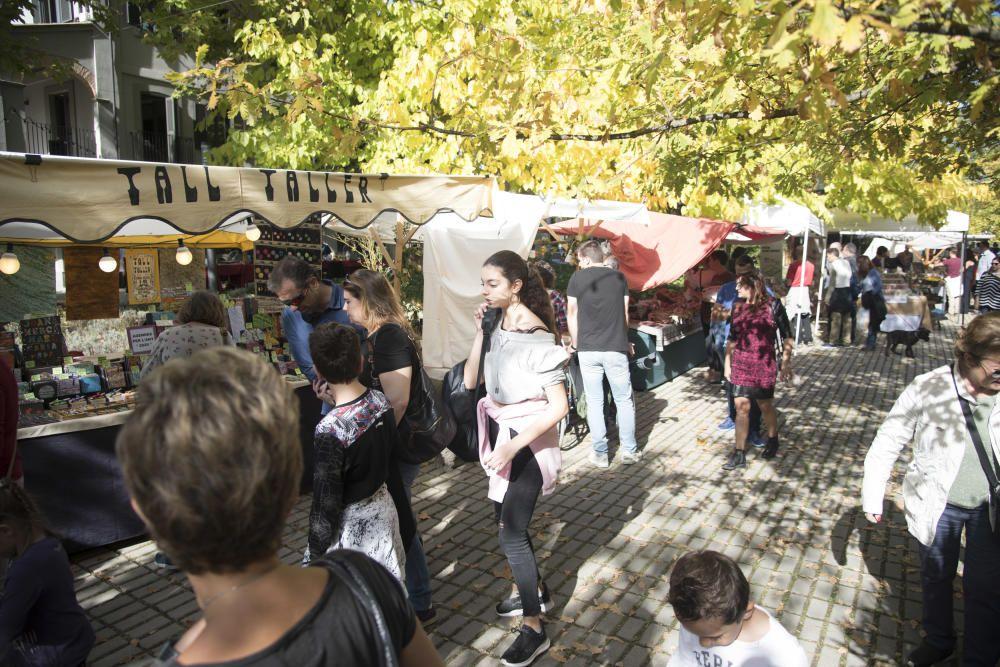 El mercat de Sant Benet, en imatges
