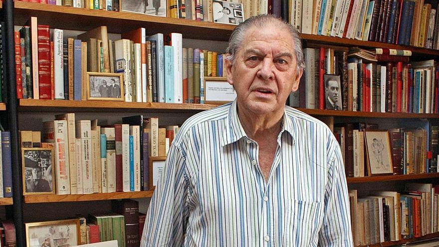 Fallece Marino Gómez-Santos, cronista del siglo XX a través de sus protagonistas