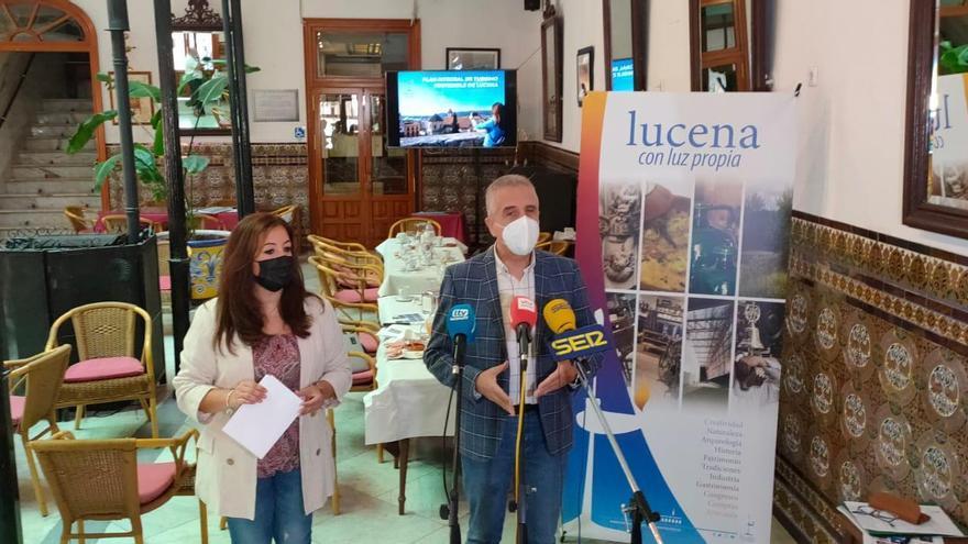 Lucena presenta al Gobierno central proyectos de sostenibilidad valorados en 7,3 millones de euros