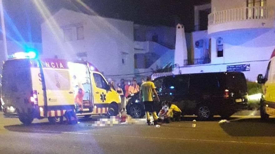 Un matrimonio muere atropellado cuando cruzaba un paso de peatones en Torrevieja