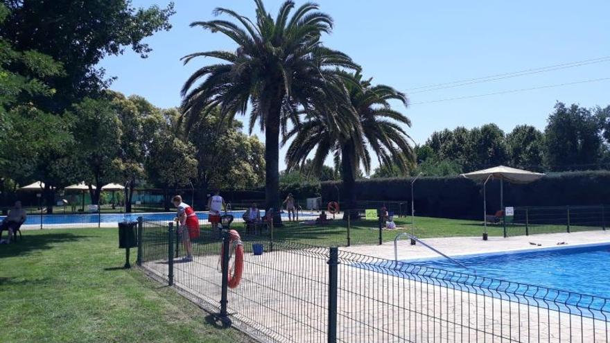 Las piscinas municipales de Coria abrirán el 18 de junio con límite de aforo