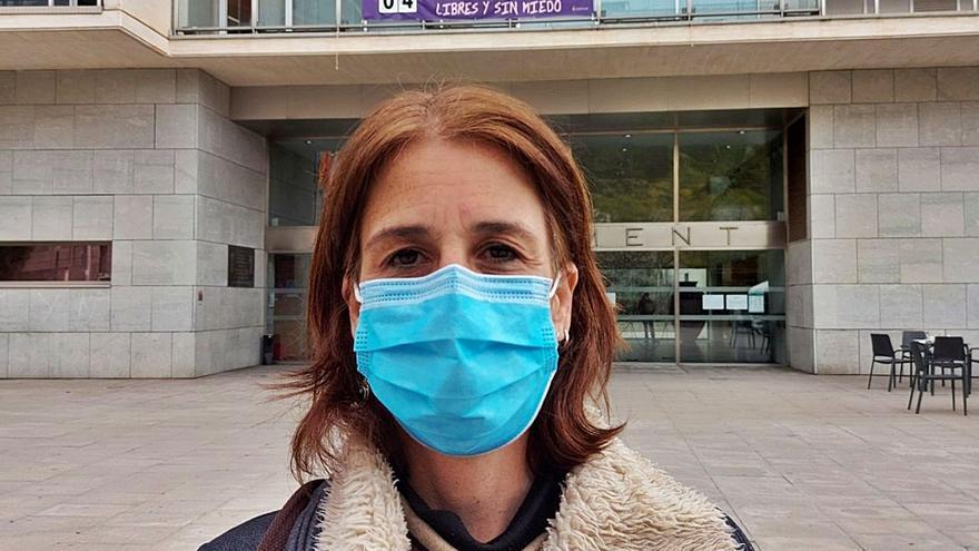 María Márquez Merás: «Temí por la superviviente de maltrato ante un boicot con tanta agresividad y violencia»