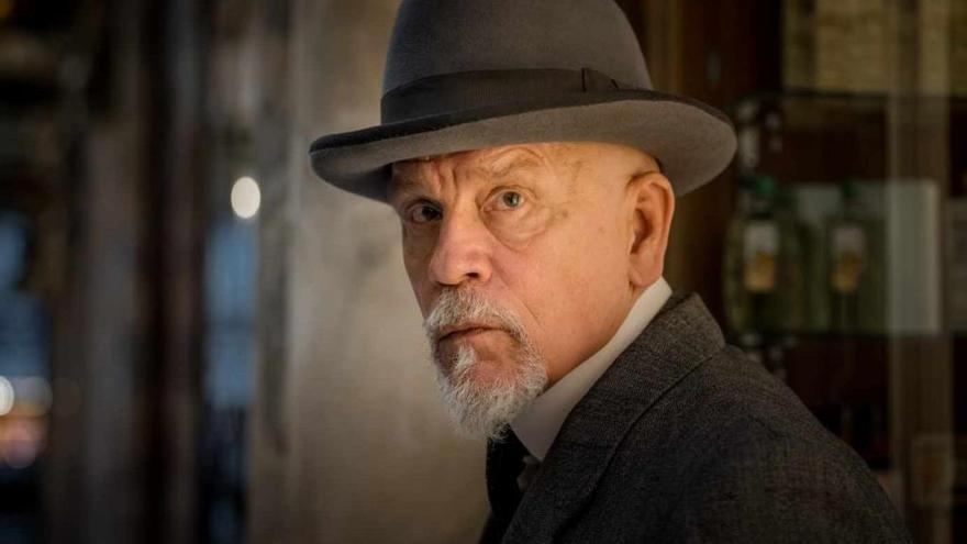 John Malkovich se convierte en Hércules Poirot en una nueva serie de Movistar