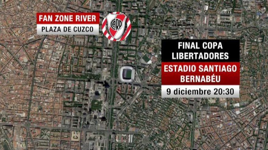 Final River-Boca: Cerca de 4.000 efectivos para garantizar la seguridad