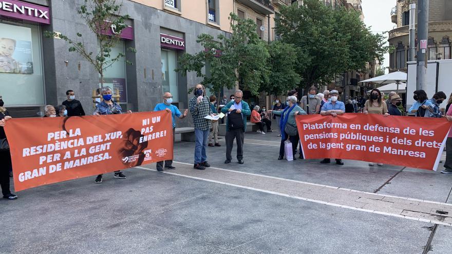 La plataforma de gent gran defensa la nova residència de les crítiques de Sant Andreu
