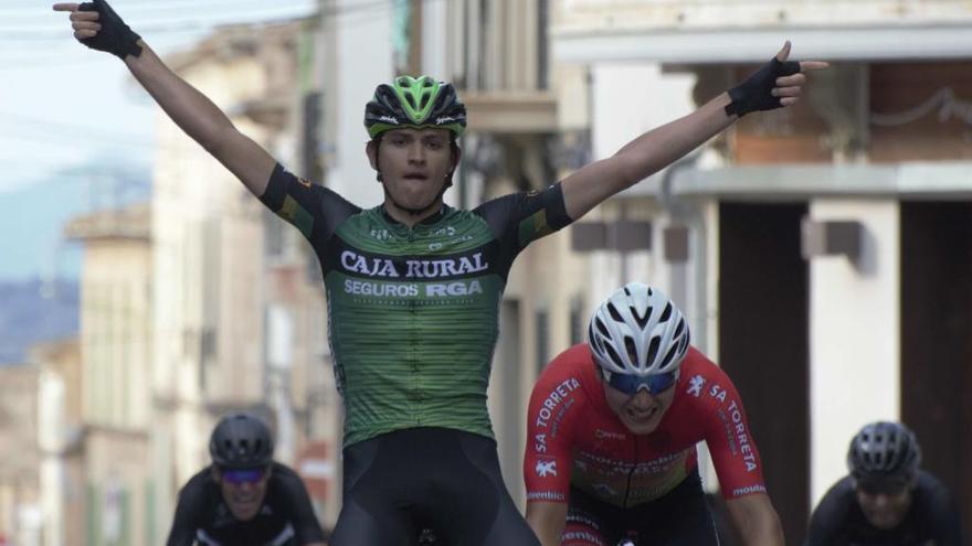 Miquel Valls se convierte en el vencedor más joven del 'Pla de Mallorca'