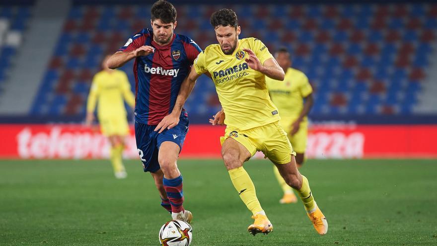 El Villarreal ya es el 17º de la clasificación histórica de la Liga