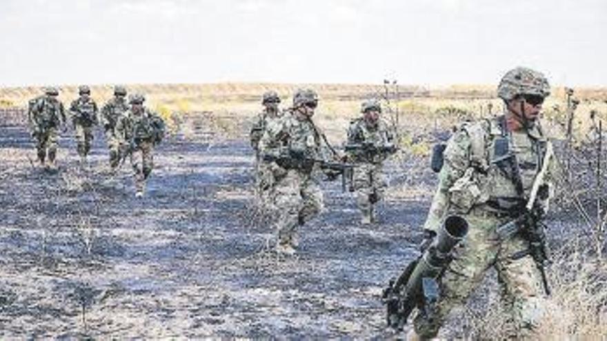 Estados Unidos reducirá este mes de 5.200 a 3.000 soldados sus tropas en Irak