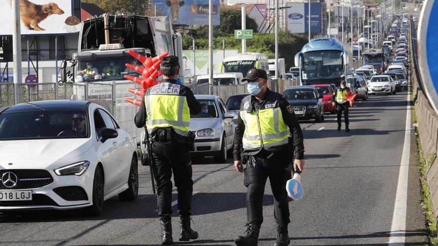 La Xunta decreta el confinamiento perimetral de Vigo y del resto de grandes ciudades gallegas
