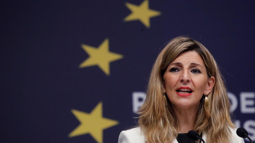 Díaz se compromete a agotar la legislatura y cuidar el Gobierno de coalición