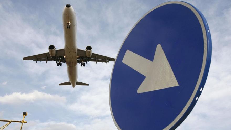 La industria aérea se compromete a alcanzar las emisiones neutras en 2050